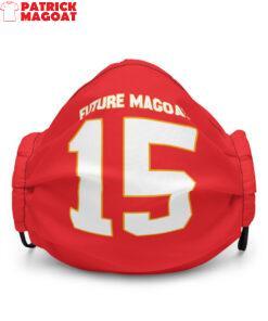 Future Magoat ( Patrick Mahomes ) Premium face mask
