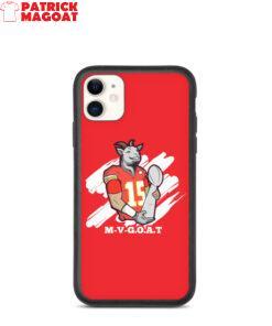 M-V-G.O.A.T. ( Mahomes MVP ) Biodegradable phone case