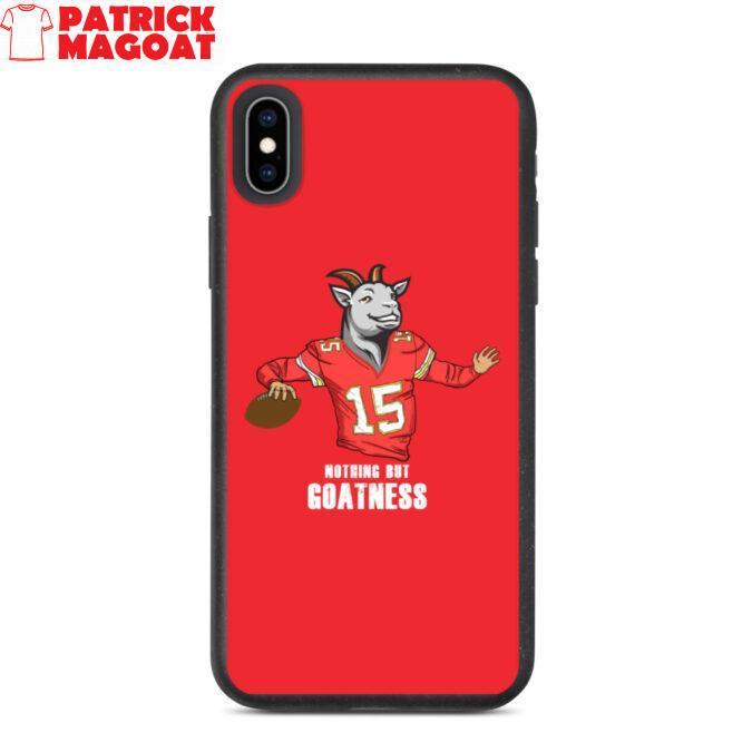 Nothing but goatness Phone Case