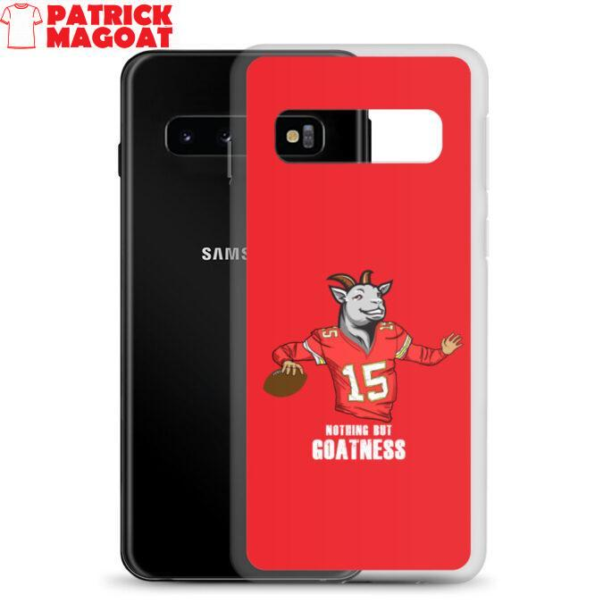 Nothing but goatness Samsung case