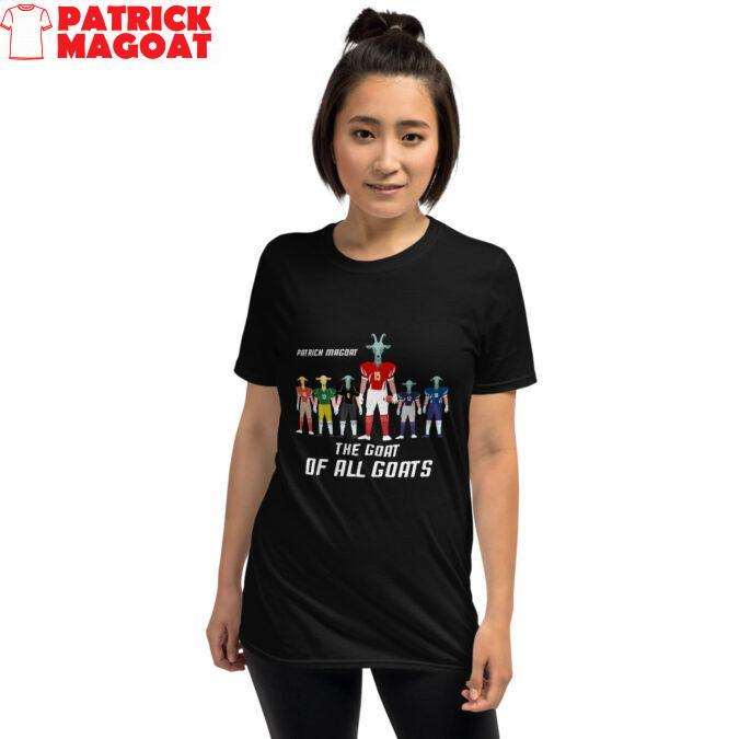 The goat of all goats T-shirt
