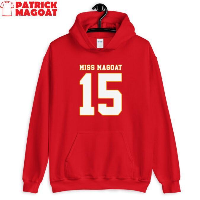 Miss magoat 15 hoodie