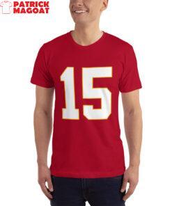 Patrick Magoat ( Patrick Mahomes ) T-Shirt