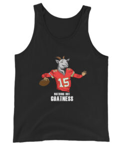 Nothing But Goatnesss Unisex Tank Top