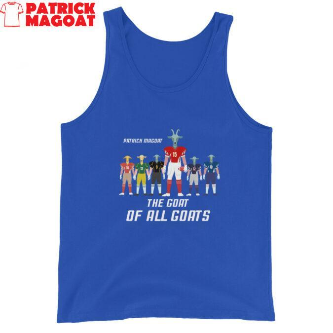 The goat of all goats Tank top