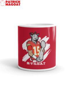 M-V-G.O.A.T ( Mahomes MVP ) Mug