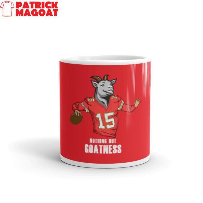 Nothing put goatness mug