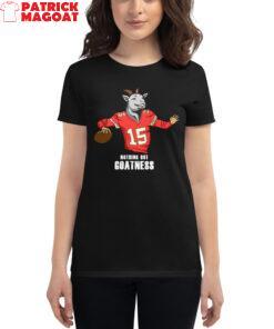 Nothing But Goatness Women's short sleeve t-shirt